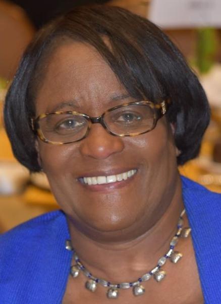 Headshot of Dorothy C Browne